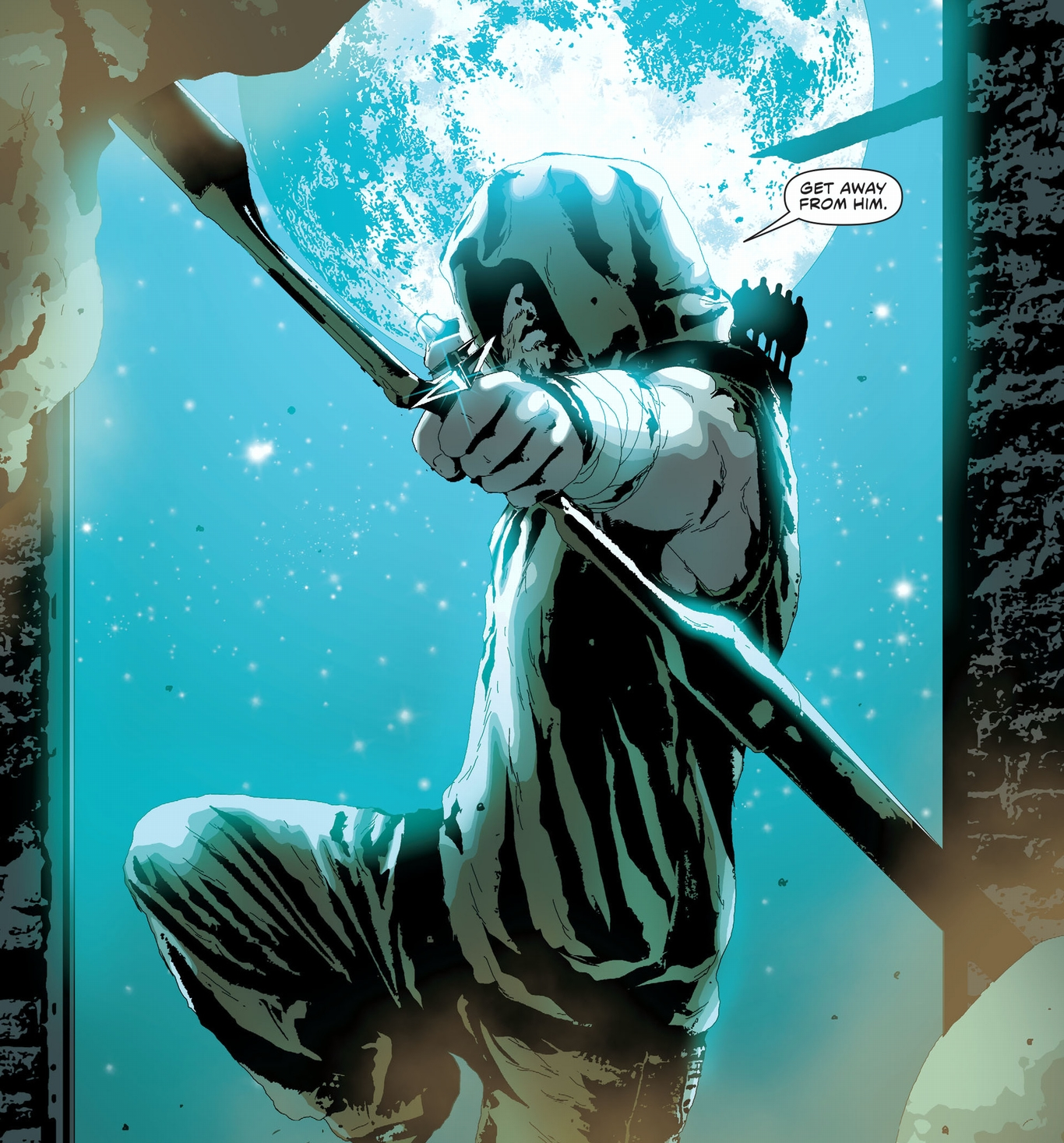 Green Arrow New 52 Wallpaper Wallpaper of the day- ...