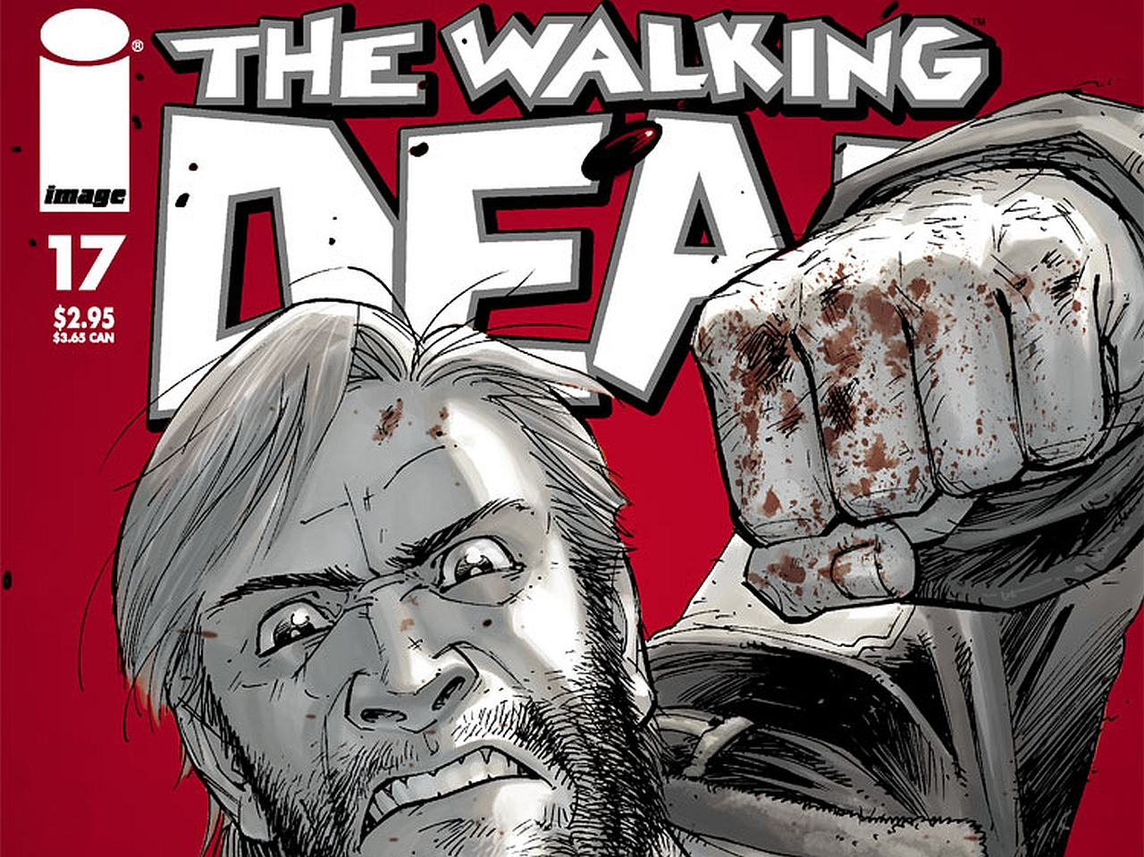 Wallpaper Of The Day Walking Dead Comic Desktop