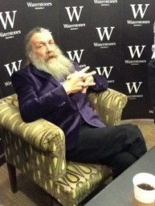 Alan Moore's Werid ass