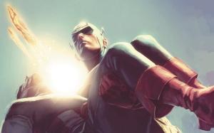 Captain America HD Wallpaper 2
