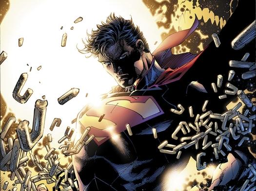 Jim Lee Superman Wallpaper