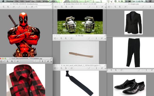 Deadpool Formal