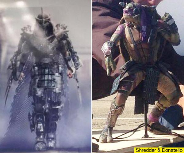 ninja turtles shredder michael bay