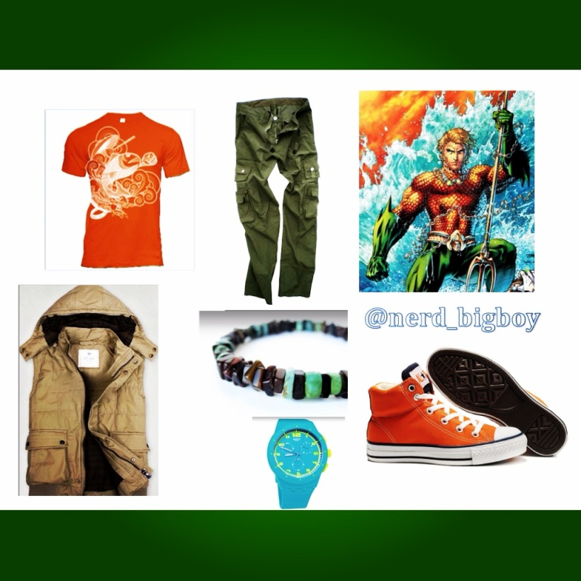 Aquaman outfit 1