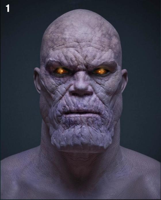 Avengers-Behind-the-Scenes-Photo-Thanos-Prosthetic